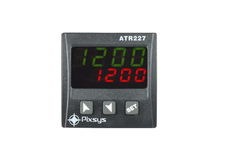 Dynatime Suisse - Regulateur industriel ATR227