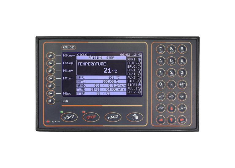 Dynatime Suisse - Programmateur industriel ATR313