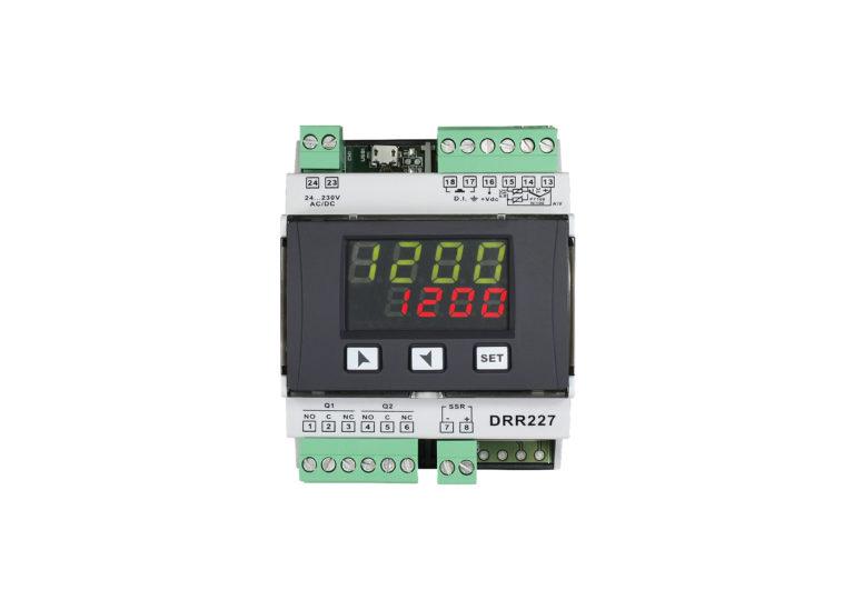 Dynatime Suisse - Regulateur industriel DDR227