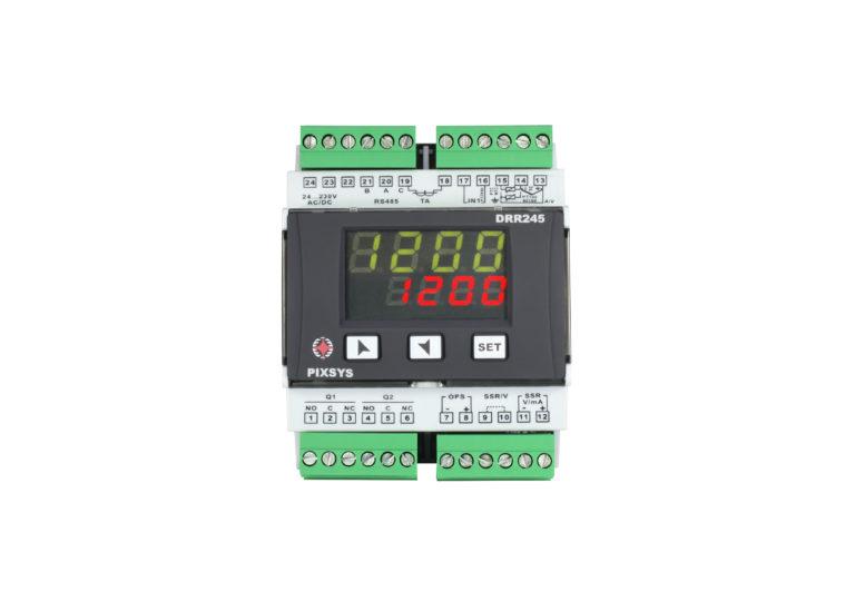 Dynatime Suisse - Regulateur industriel DDR245