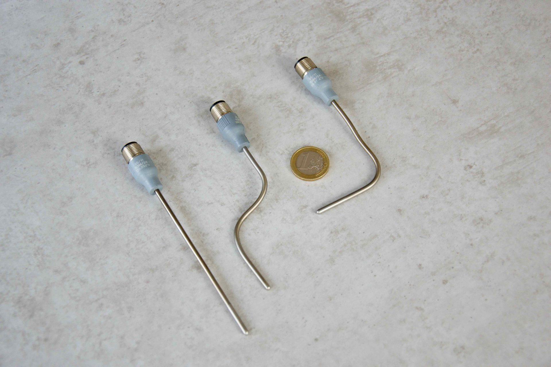 Dynatime Suisse - Capteurs de temperatures - Sondes oxyde minerale